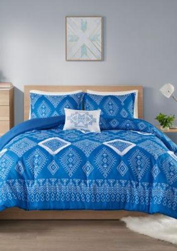 Duvet Comforter Set - Blue - Twin.jpg