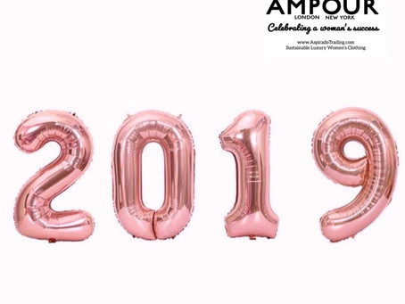 Happy New Year / Wholesale Women's Clothing : AMPOUR™️ by Aspirado Trading