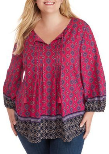 Ruby Rd Women's Plus Size Casual Cool 3_