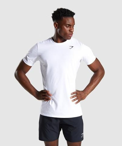 Short and  T-Shirt - White.jfif