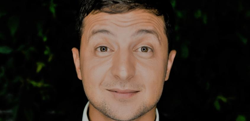 Volodymir Zelenskiy: ZE master storyteller