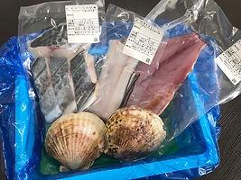 注文の多い食材店 魚介便
