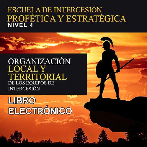 MANUAL DE LA ESCUELA DE INTERCESIÓN NIVEL 4
