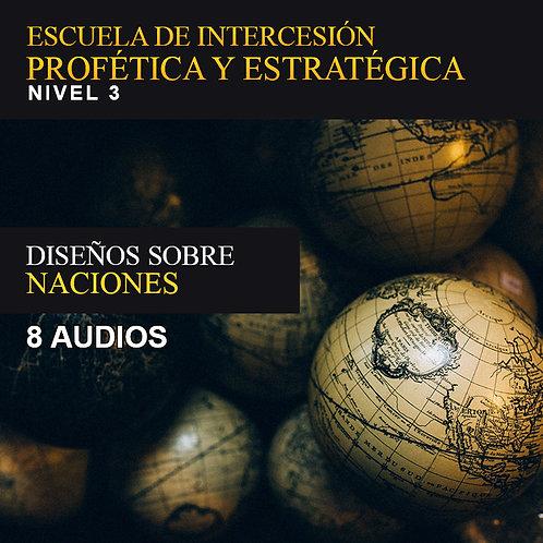 ESCUELA DE INTERCESIÓN NIVEL 3