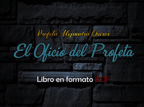 OFICIO DEL PROFETA