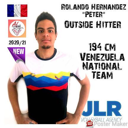 Ronaldo Hernandez | JLR Volleyball Agenc