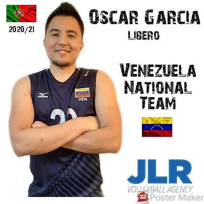 Libero Oscar Garcia | JLR Volleyball Age