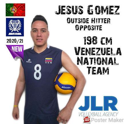 Jesus Gomez | JLR Volleyball Agency | Ou