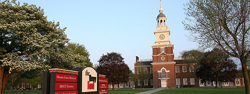 Henry-Ford-Museum-Clocktower-and-Campus-