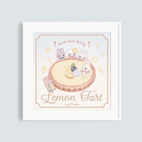 Sweet Buns' Bakery | Lemon Tart | Lemony Day