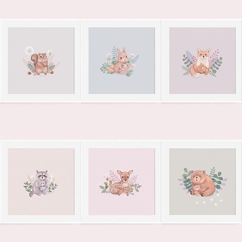 Animals Holding Plushies