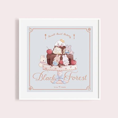 Sweet Buns' Bakery | Black Forest
