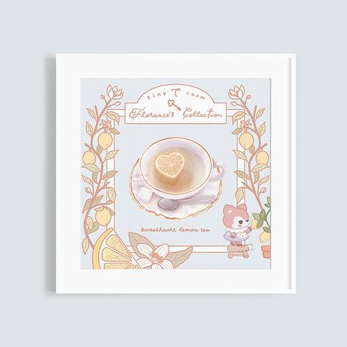 Florance's Tea Collection | Sweetheart Lemon Tea | Lemony Day
