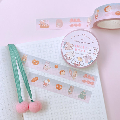 Sweet Buns Pastry Chefs - Washi Tape