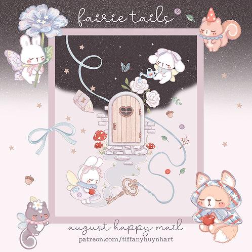 August - Fairie Tails