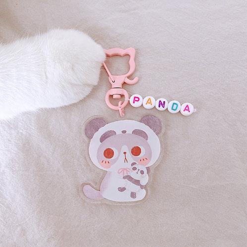 Panda - Keychain