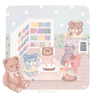 Teddy Bear High Tea
