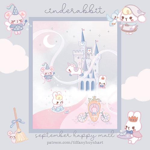 September - Cinderabbit