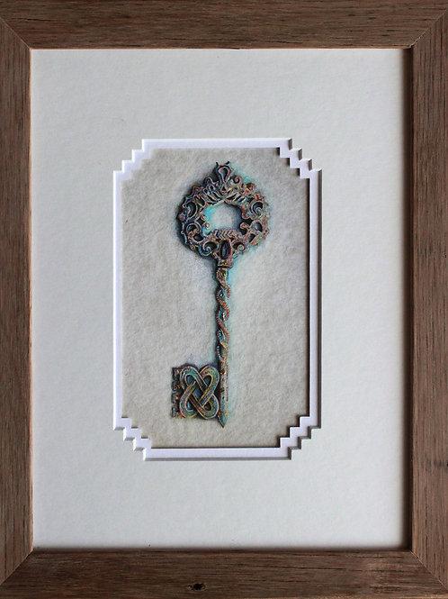 Key No. 8