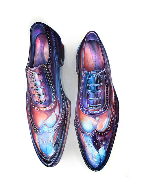 COSMIC MOD. 205 OXFORDS - Limited Edition Print