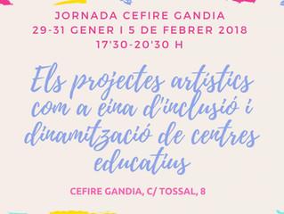 MUSIESCOLA  a les Jornades de Gandia.