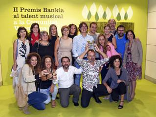 Musiescola guanya el premi Bankia