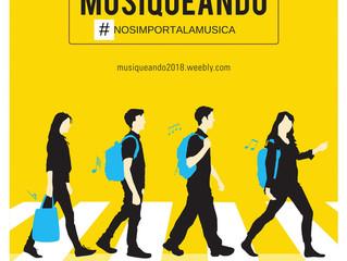 Musiqueando #nosimportalamúsica