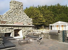 Moss Beach Fireplace Grill