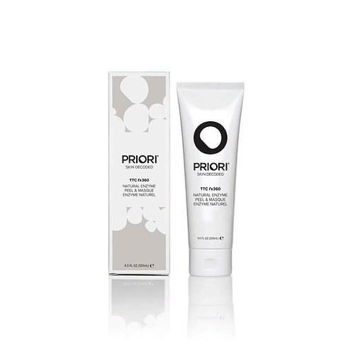 PRIORI TTC fx360 - Natural Enzyme Peel & Mask