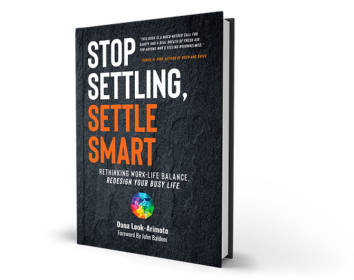 Stop Settling, Settle Smart Book Cover