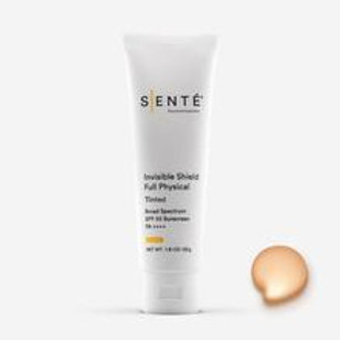SENTÉ Invisible Shield Full Physical - SPF 52 Tinted