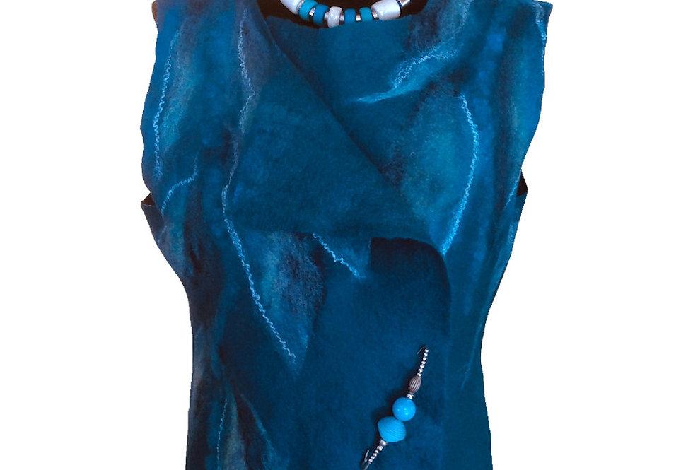 Gilet cobalto / Cobalt vest