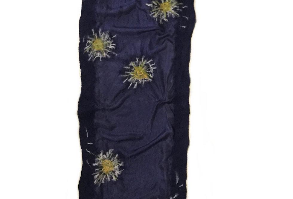 Sciarpa soffioni / Dandelion scarf