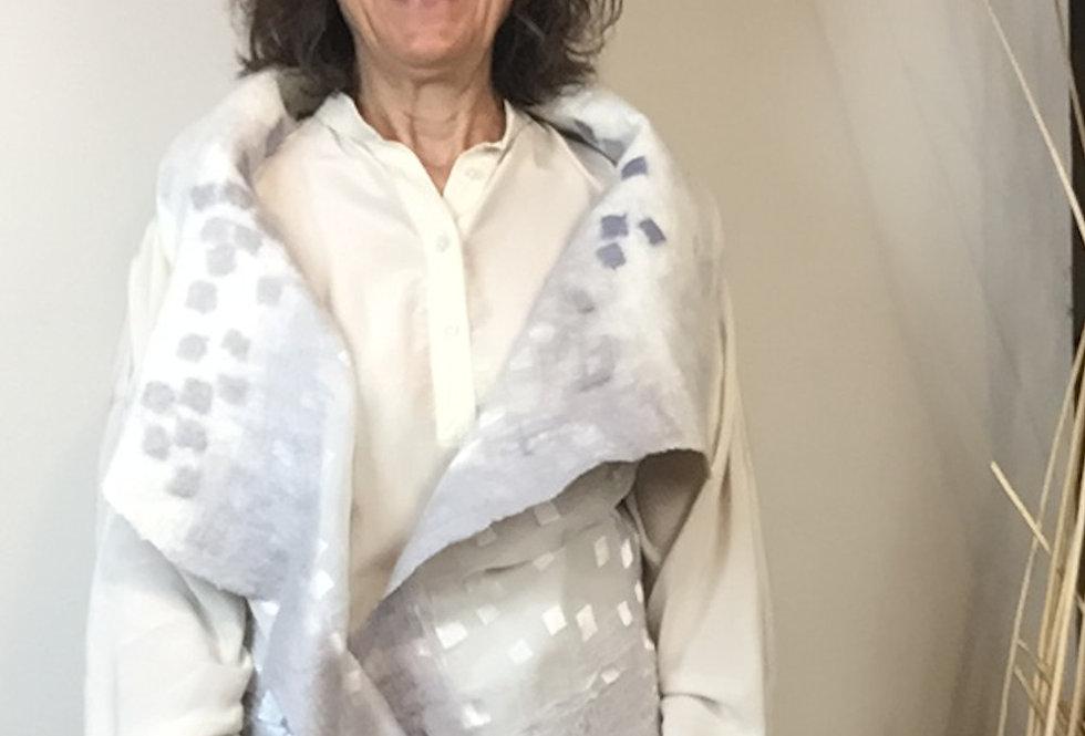 Gilet leggero quadrati / Lightweight vest