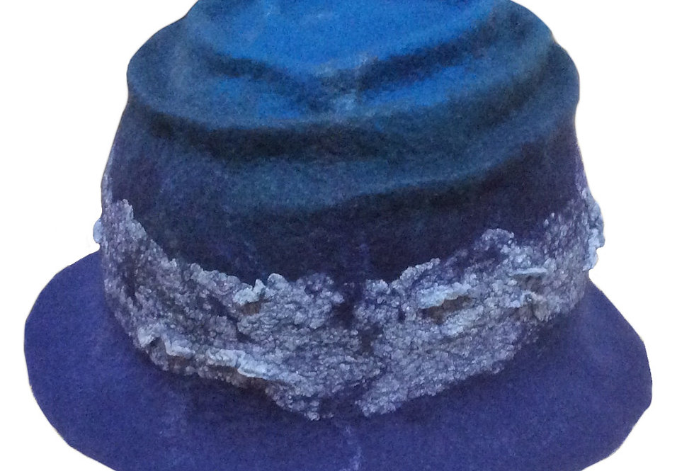 Cappello fascia di seta / Silk band hat