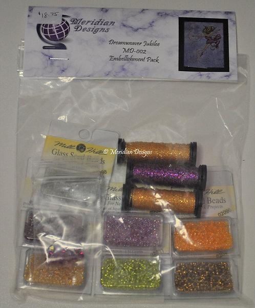 Dreamweaver Jubilee Embellishment Pack