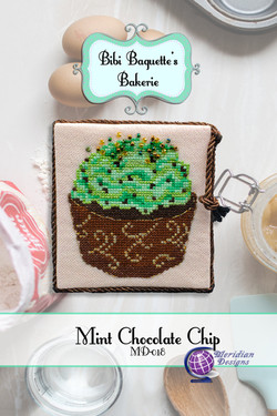 Mint Chocolate Chip Cover