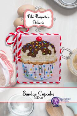 Sundae Cupcake Cover
