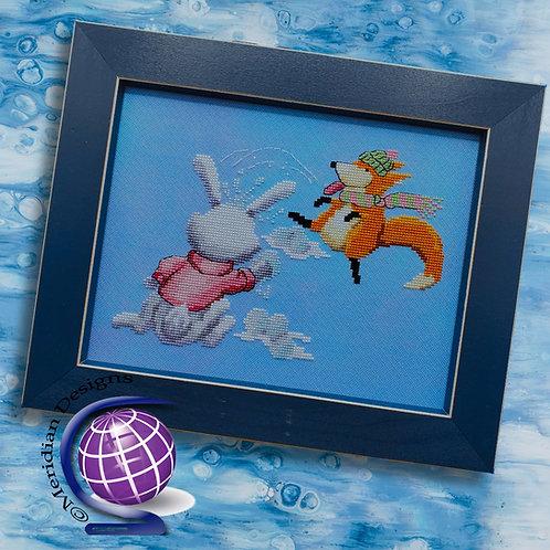 Finneas Fox's Winter Fun