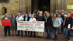 Solidaridad con los nueve imputados del Teatro Jovellanos 15 años de cárcel por denunciar los bombar