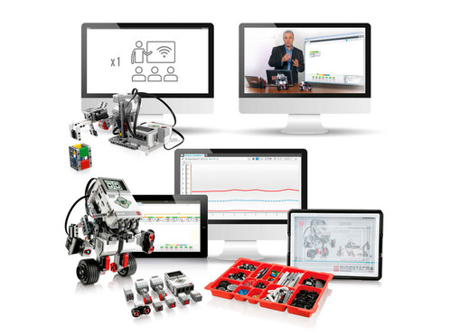 EV3 Curriculum Solution for 8+ Students   RCxperiments