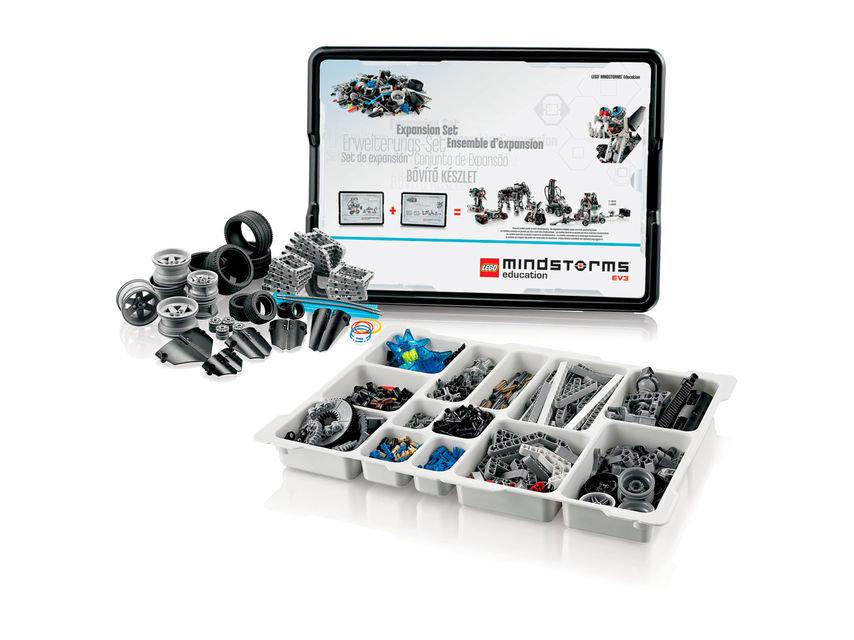 LEGO MINDSTORMS Education EV3 Expansion Set   rcxperiments