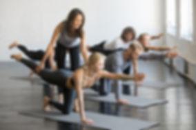 Pilates Classes Bath