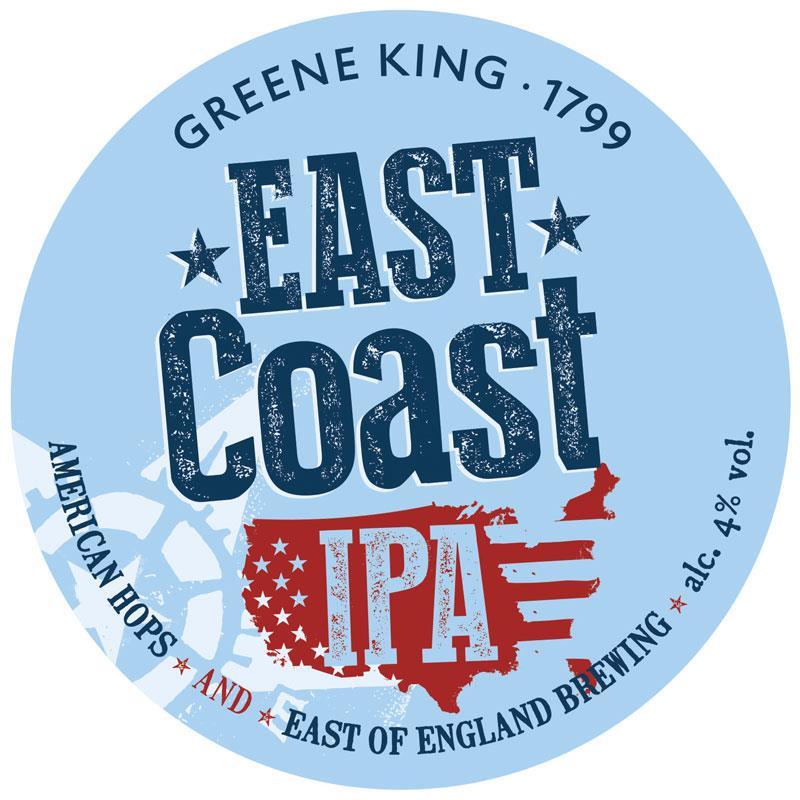 G K East Coast IPA