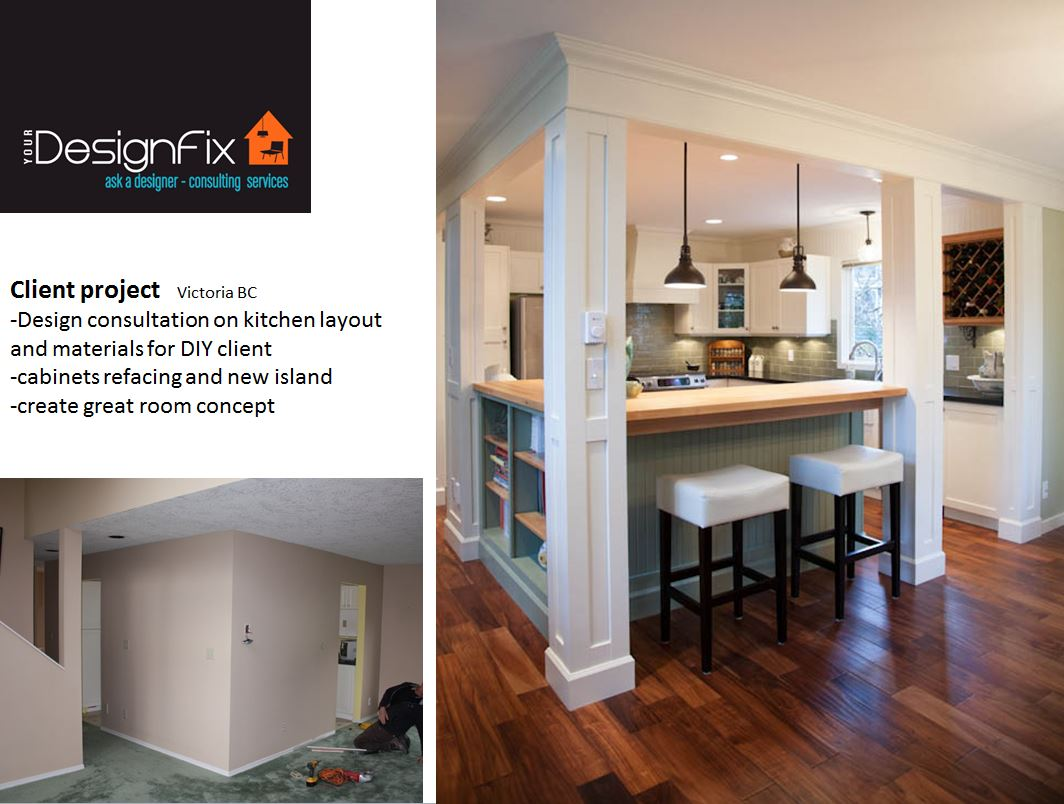 kitchen redesign and consult