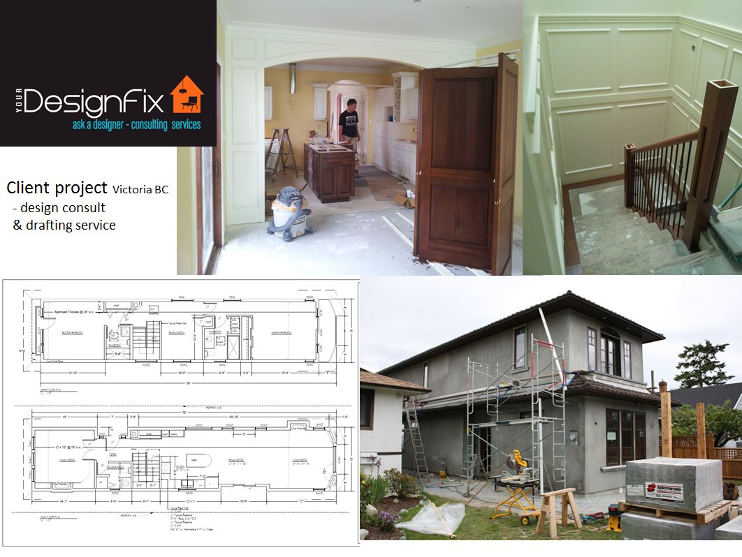 house in progress- consulting