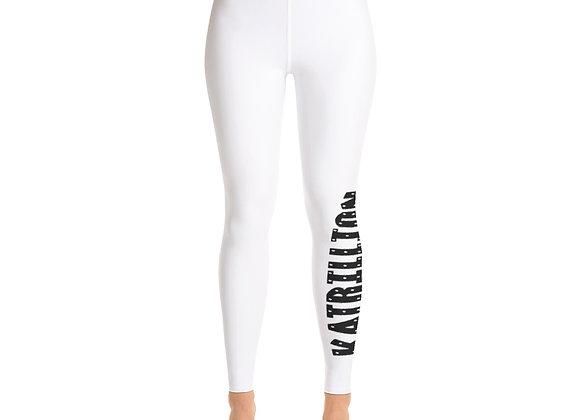 KATRILLION Karats Club  Leggings white