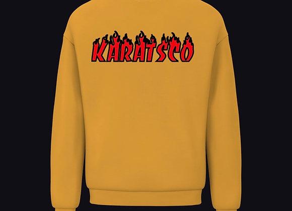 21 Flames Sweatshirt