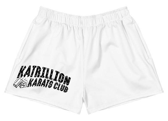 KATRILLION Karats Club Women's Athletic Short Shorts