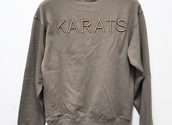 Karats x Embossed Sweatshirt